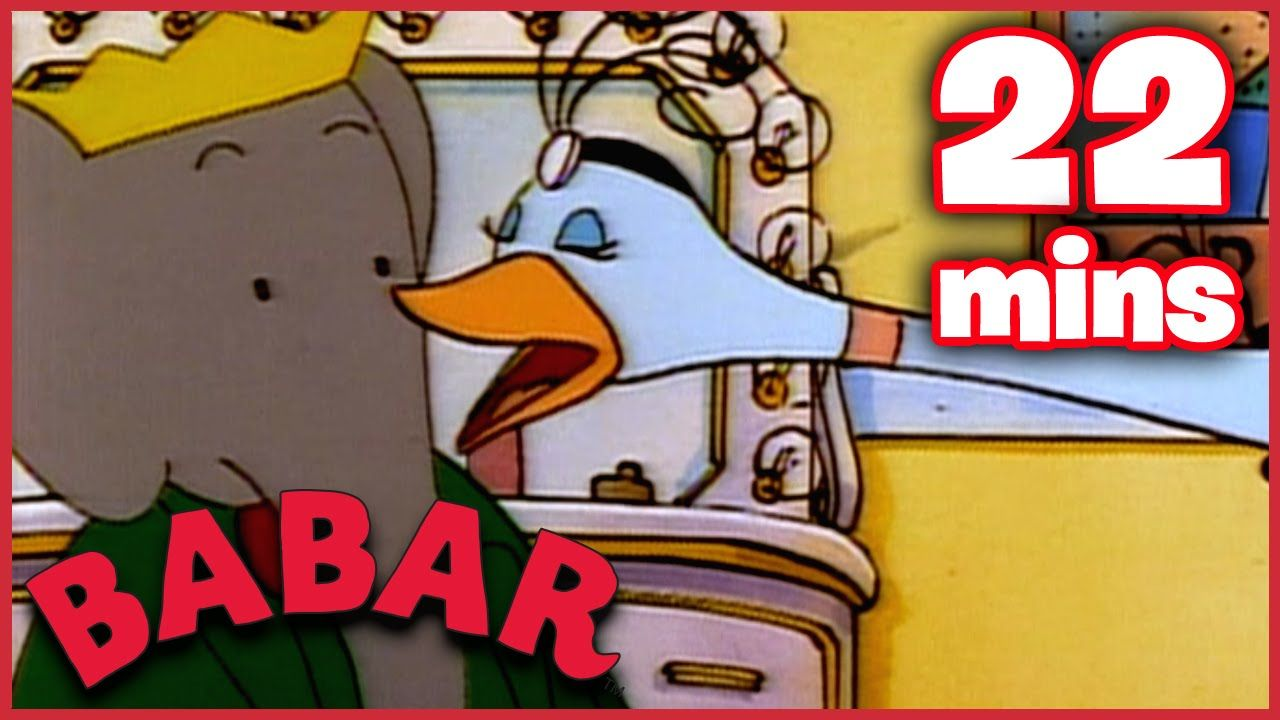 Babar The Show Must Go On Ep. 10 10 things