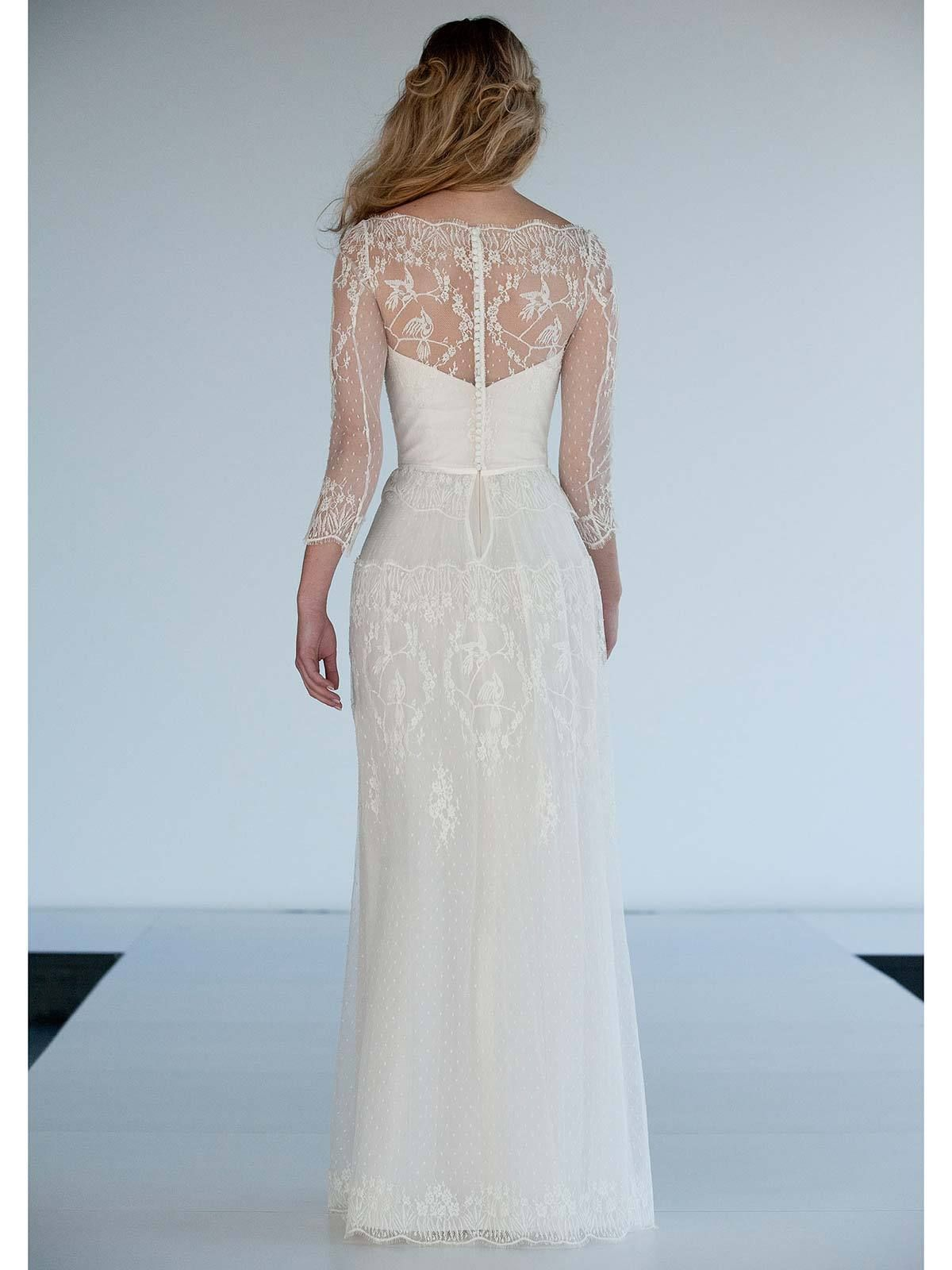 Brautkleid Mathilde von Rembo Styling auf Ja.de | hochzeitskleid ...