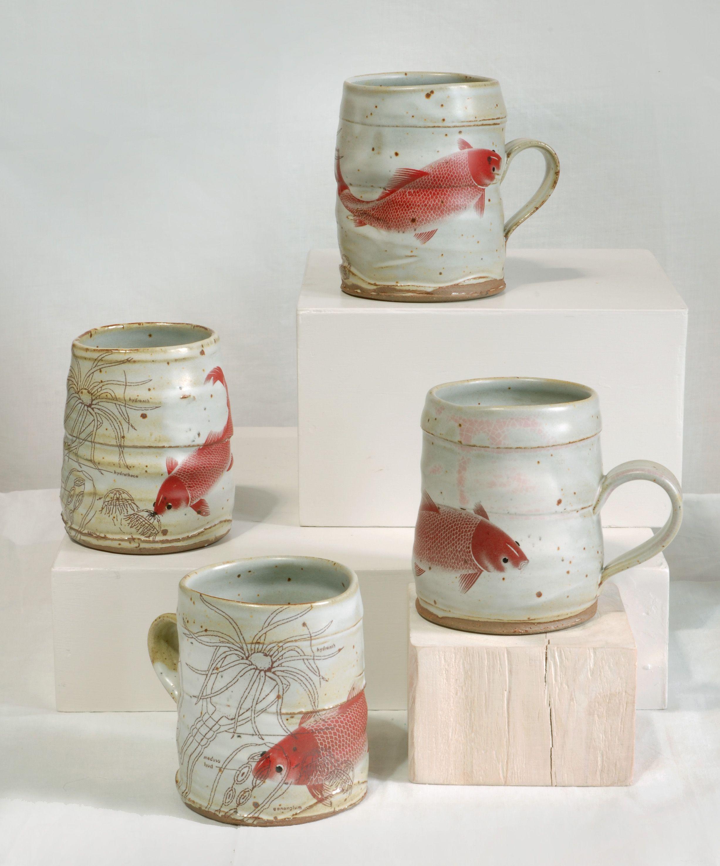 Justin Rothshank, Mugs, Center for Southern Craft & Design