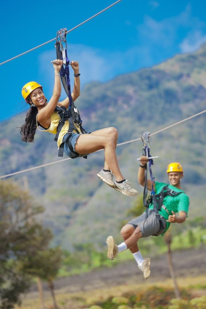 Maui Zipline Company - family-friendly zipline activity