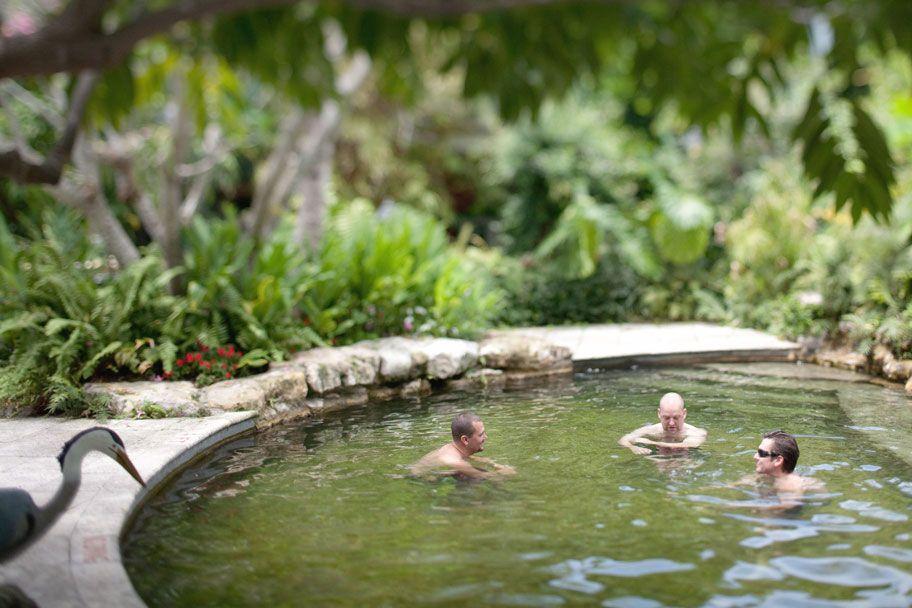 Sundy House Delray Beach Natural Pool