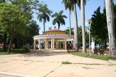 parque de Batabanó. La Habana