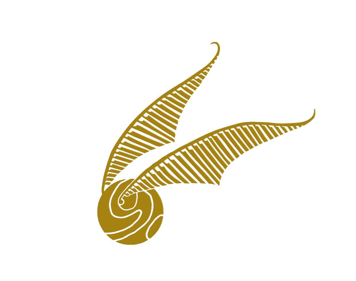 Harry Potter Golden Snitch Png