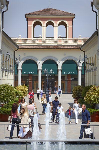 Serravalle Designer Outlet | Wandering Around | Pinterest | Wander ...