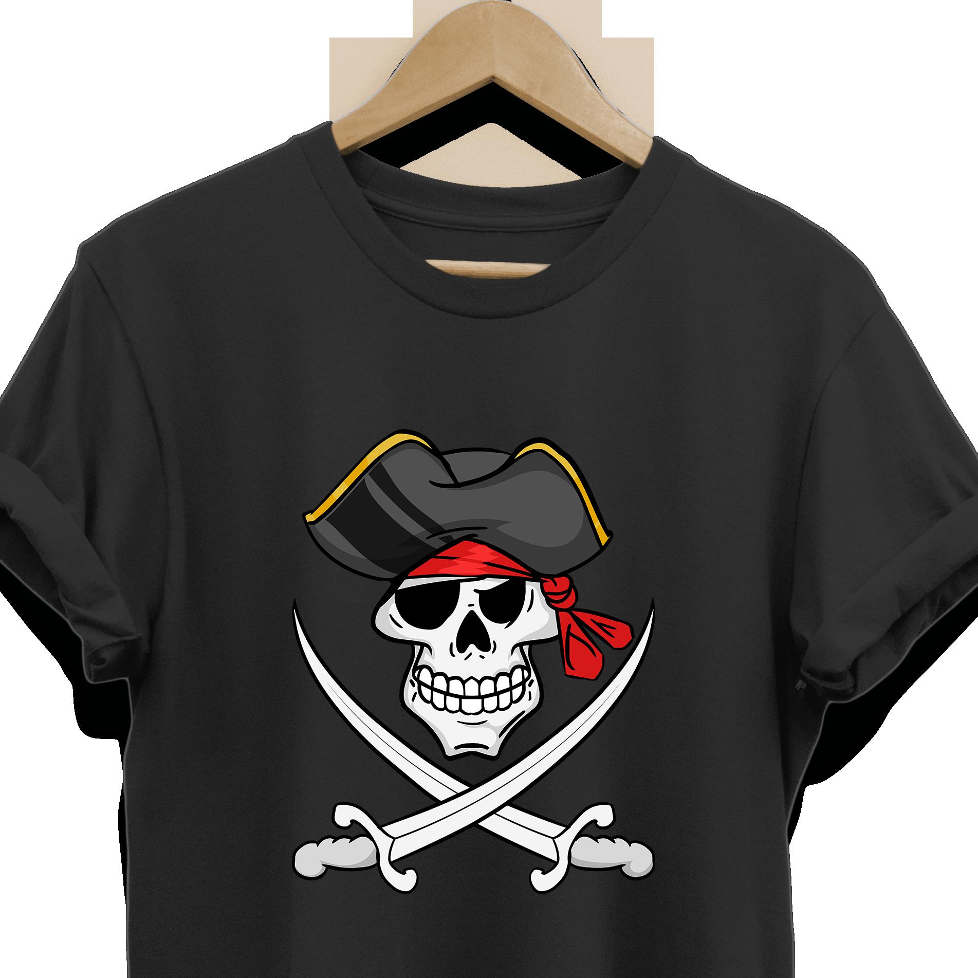 pirate tee shirt toddler