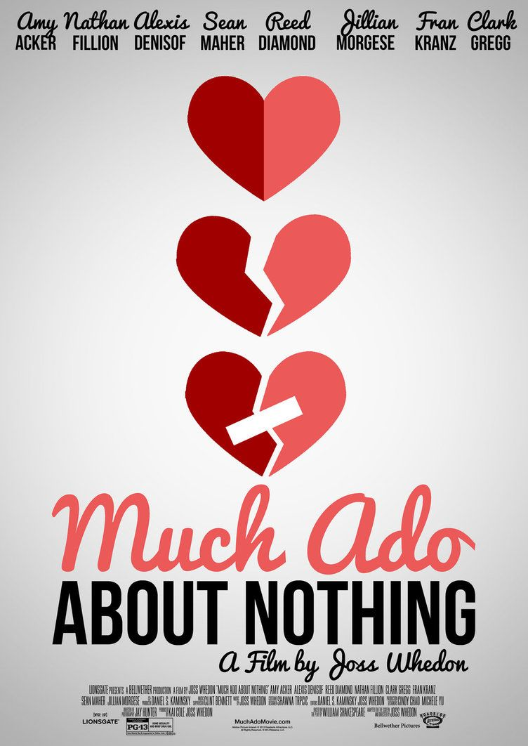Much Ado About Nothing Poster V2 Teaching Shakespeare Informative Essay Persuasive Topics Complete Paraphrase Of