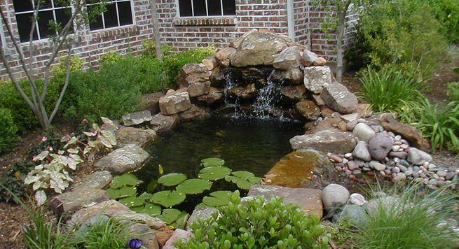 Instalar Un Estanque En El Jardin Ideas Jardin Y Estanques - Jardin-con-estanque