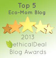 I'm a Top 5 Eco-Mom Blog Finalist!