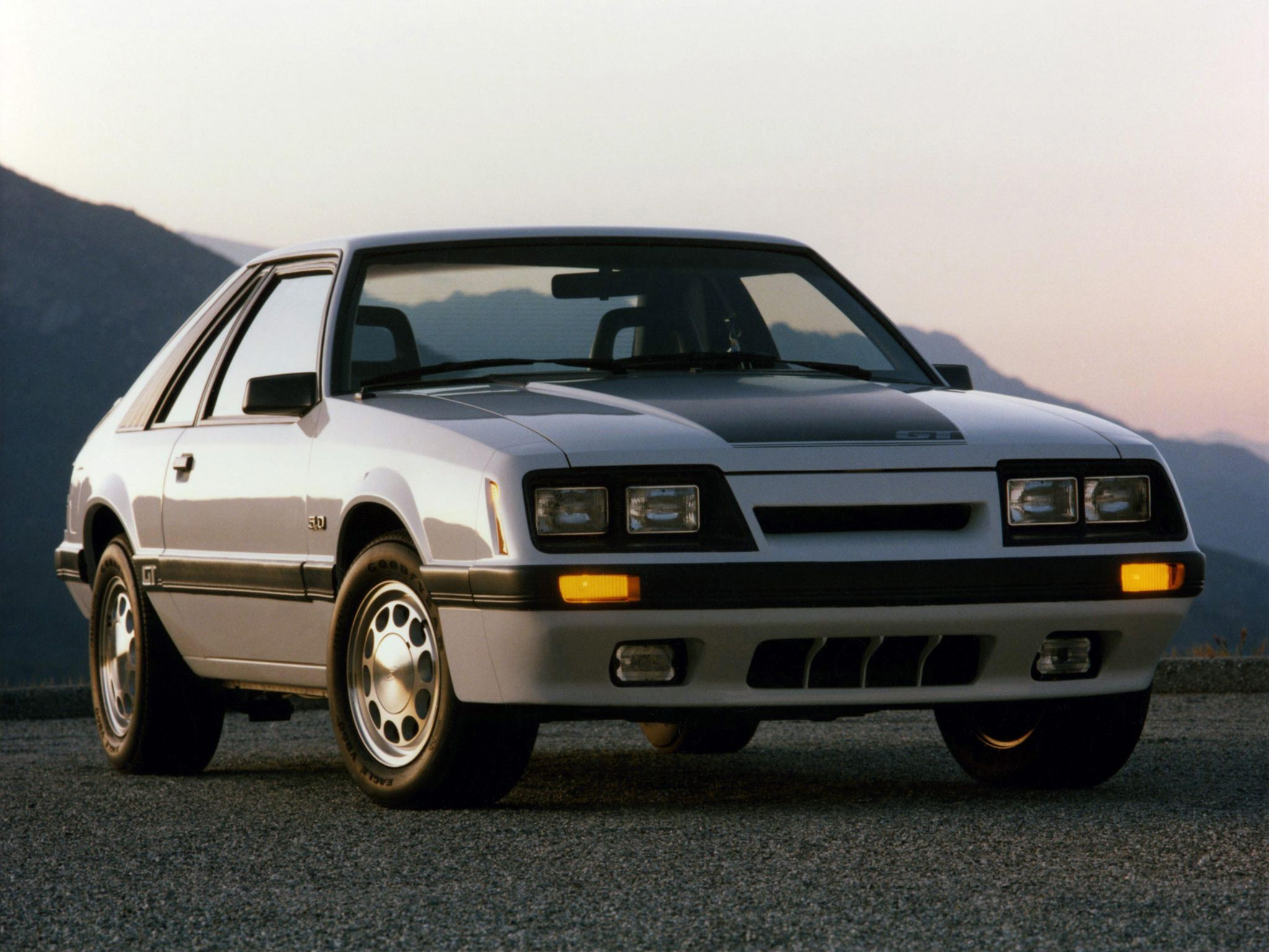 1985 Ford Mustang GT 5 0 Purchased new in February 1985 Medium