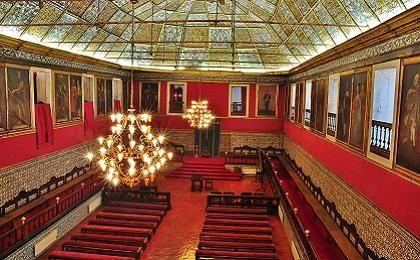 Sala dos Capelos - University of Coimbra