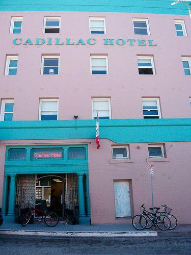 Cadillac Hotel Venice Beach Fun Times Spent Here