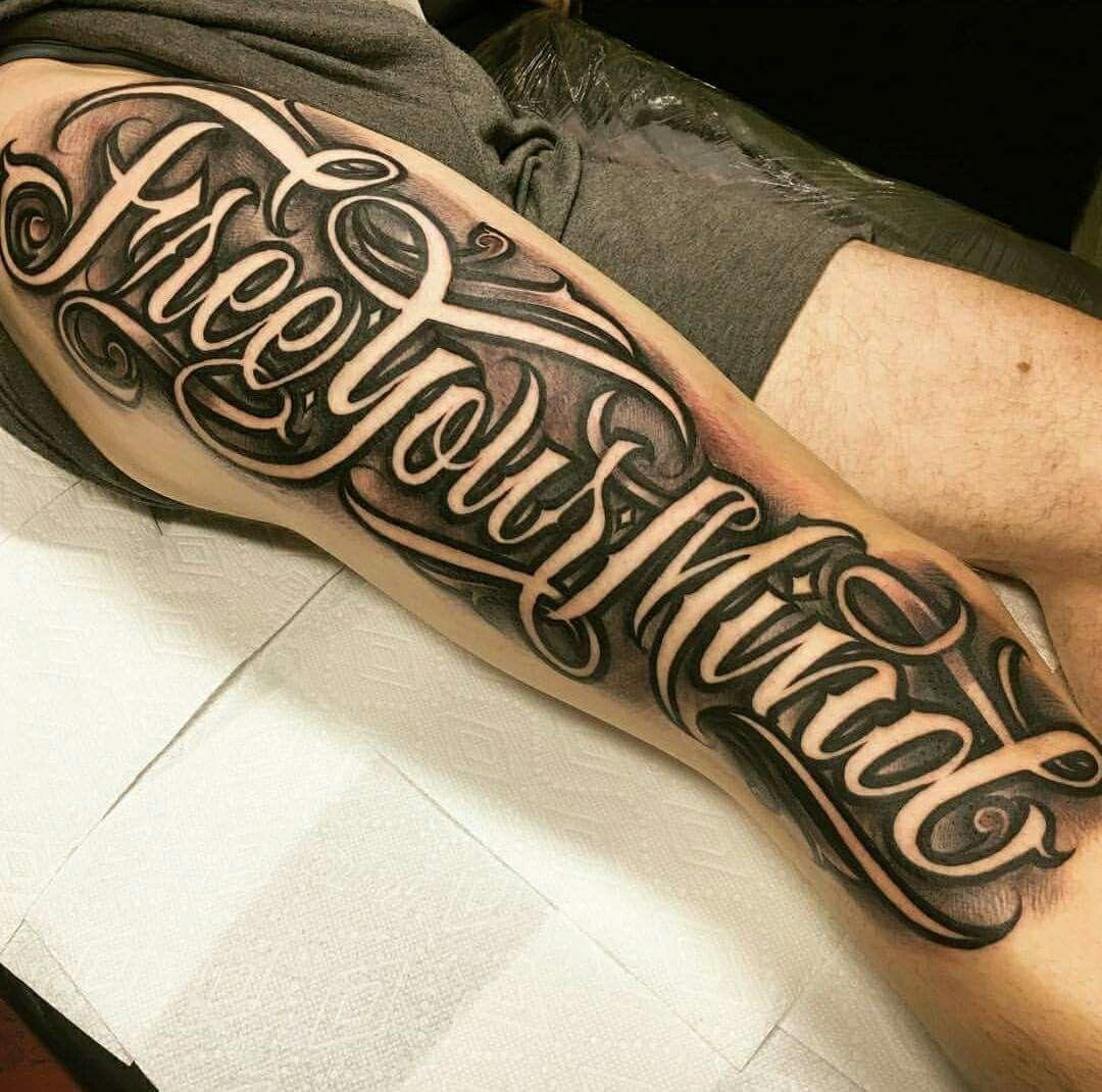 Monica 209 Twin Tattoo Lettering Fonts Tattoo Lettering Design