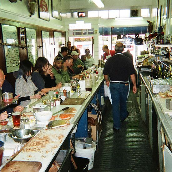 America S Best Oyster Bars Oyster Bar Swan Oyster Depot
