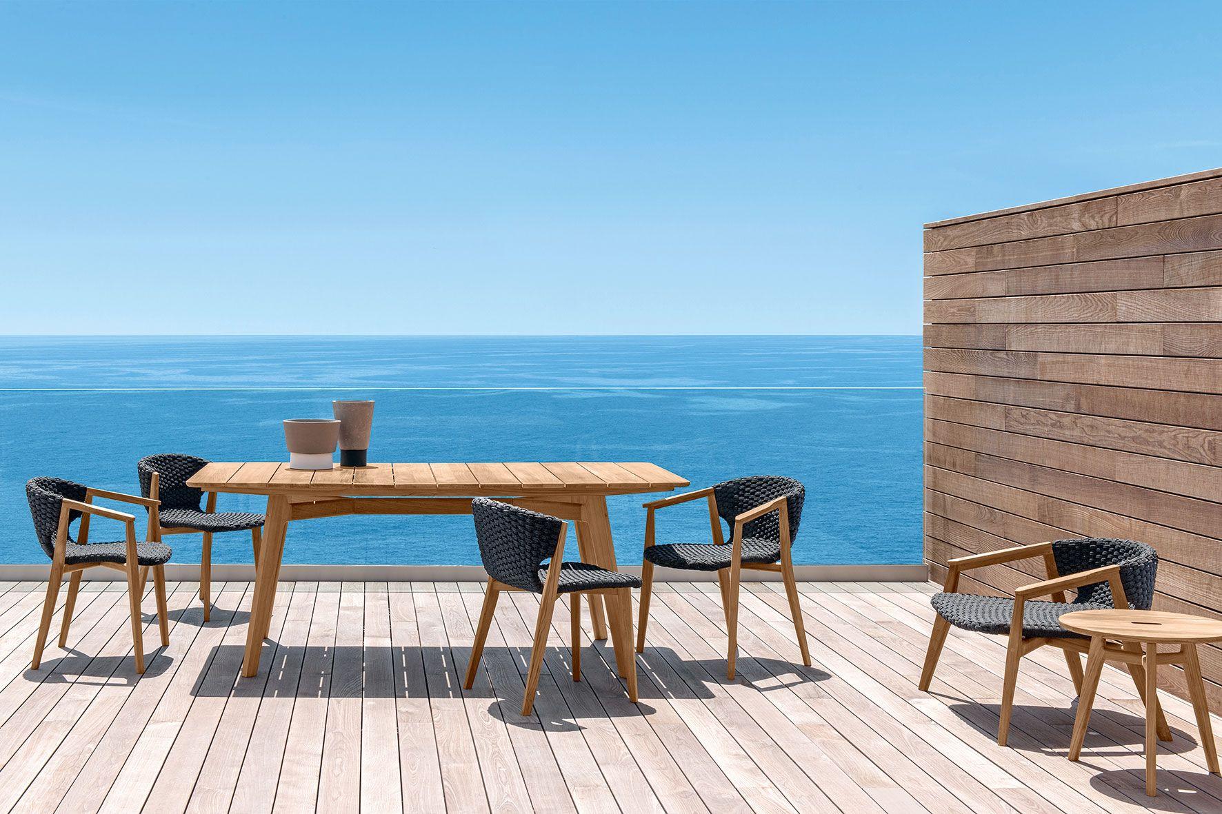 Wunderschöne Gartenmöbel aus der Kollektion Knit. Mediterrane ...
