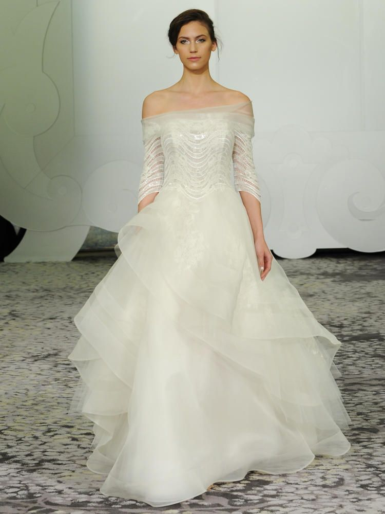 Rivini\'s Spring Wedding Dresses for 2016 Are Inspired by Renowned ...