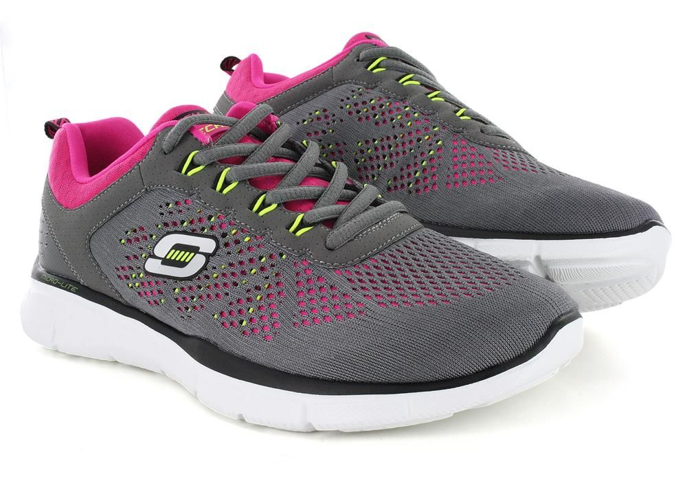 a4a8b3d9 Zapatillas de mujer Skechers Memory Foam 11897 gel top | Watch Your ...