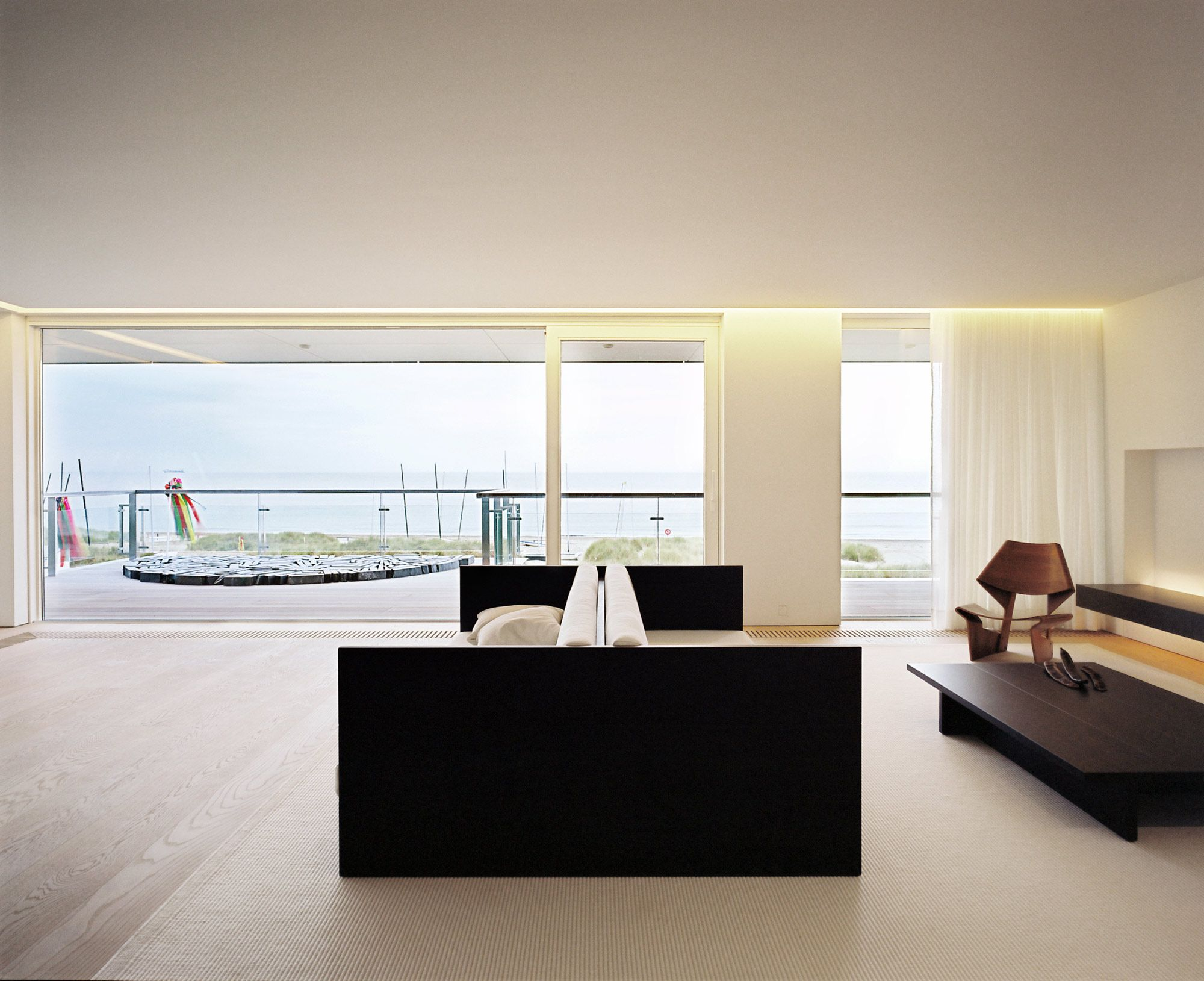 North Sea Apartment I Love The View And The Windows To