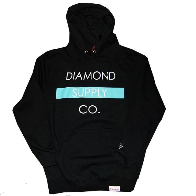 Diamond Sweatshirts for Girls | DIAMOND SUPPLY CO. BAR ... - photo#9