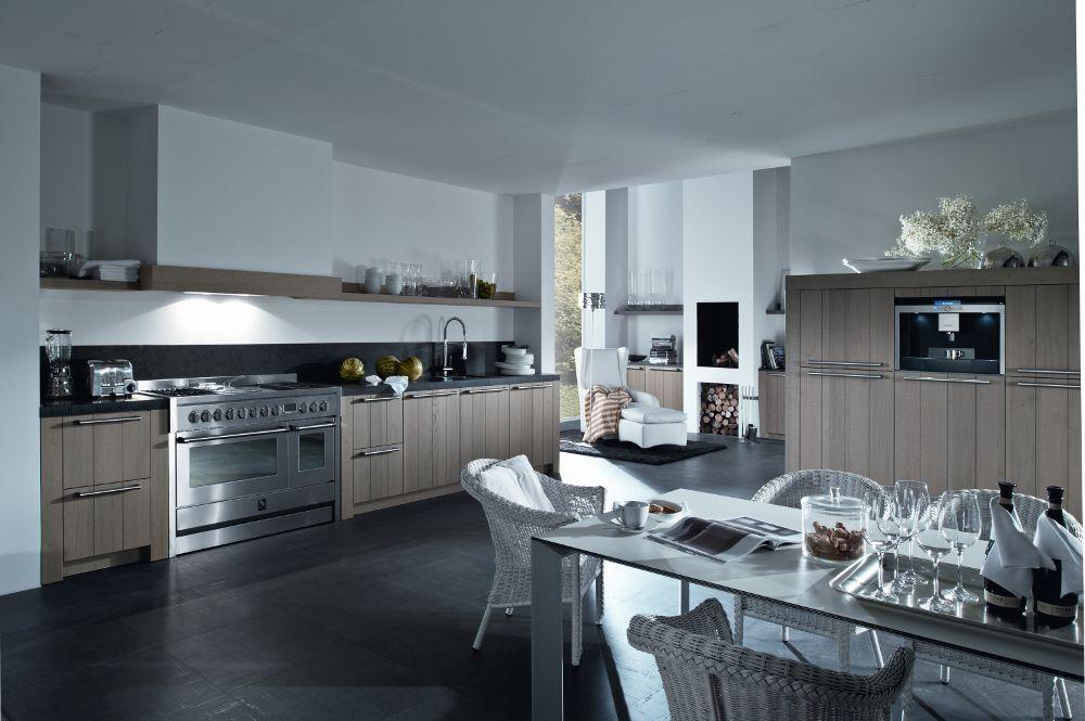 Cucine professionali per la casa Steel | Cocinas profesionales para ...