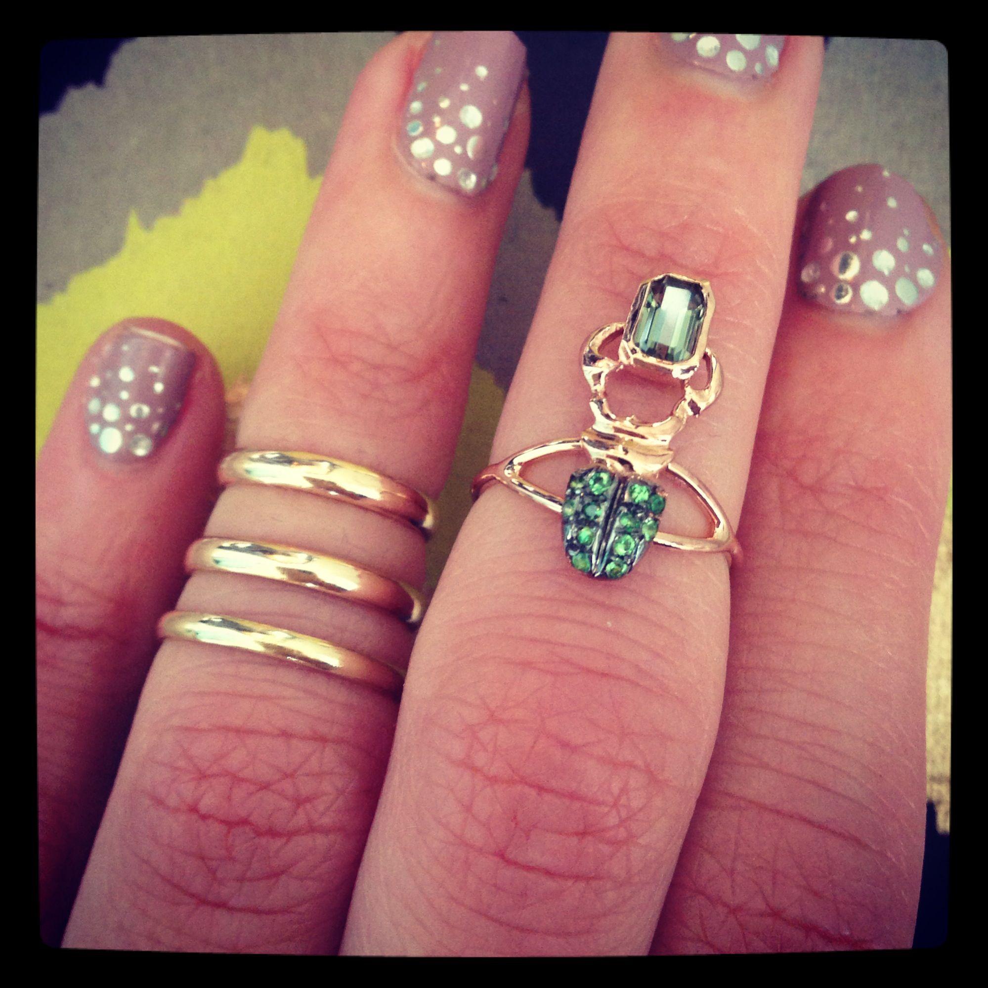 Daniela Villegas jewelry | DESIGNER JEWELRY | Pinterest | Ring ...