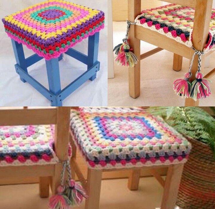Sillas mode: Crochet