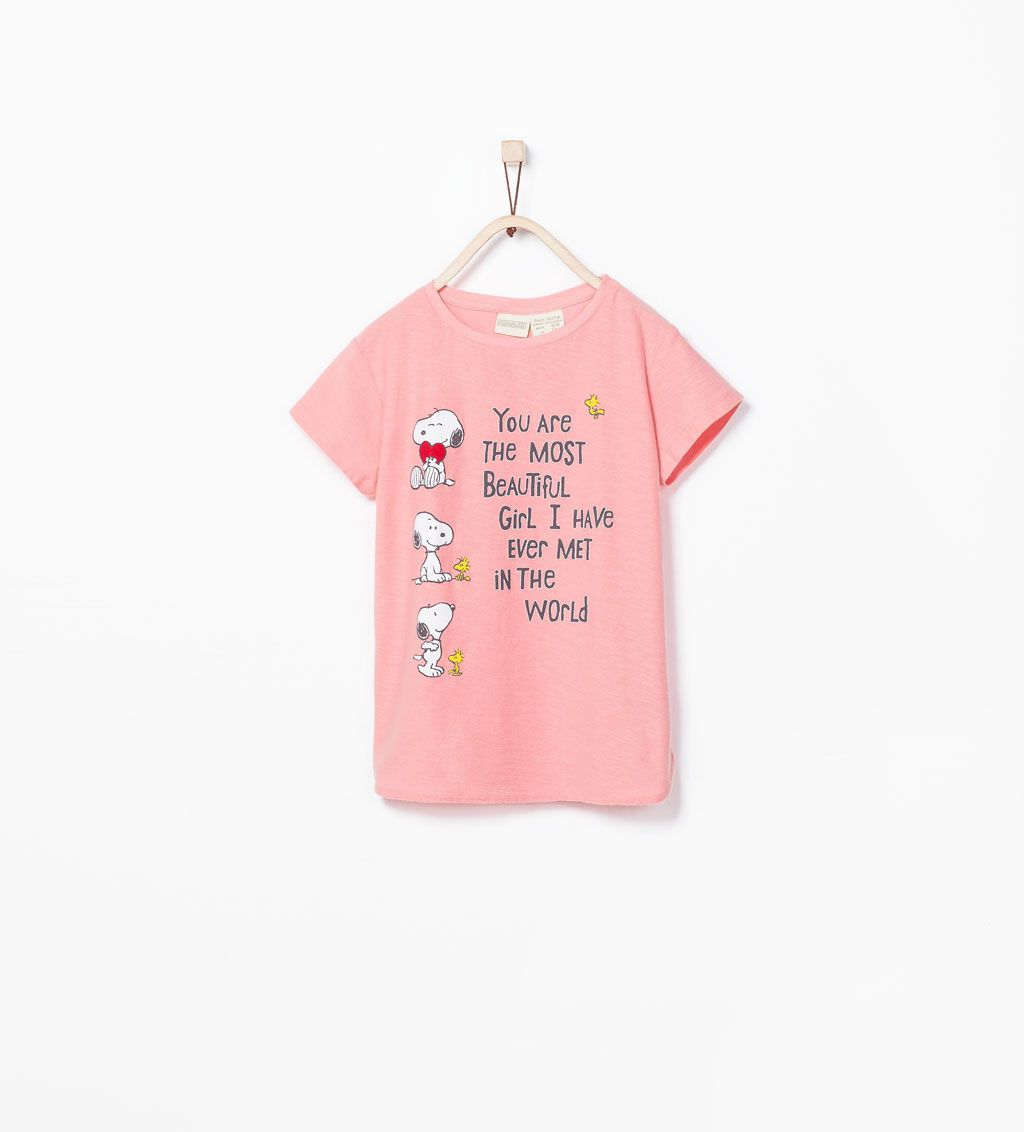 2dc79b8d72dcc7 SNOOPY T-SHIRT | I have no Children but I love Children's Clothes ...