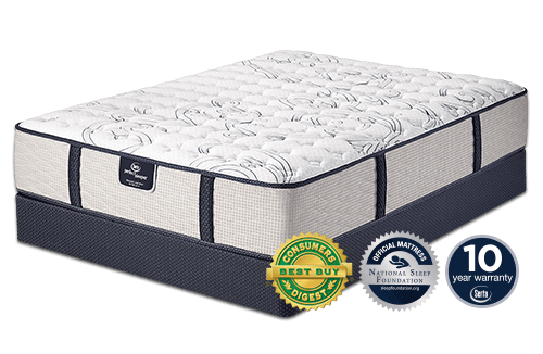 Perfect Sleeper Firm Mattress Serta Perfect Sleeper Serta