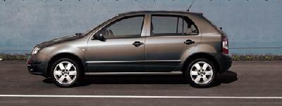 Skoda Fabia 1 4 Classic Sedan