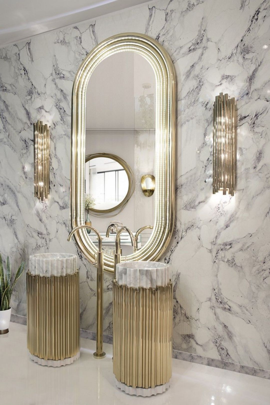 #Bath #Bathroom #Comfort #Decorating #Enchanting #Feel