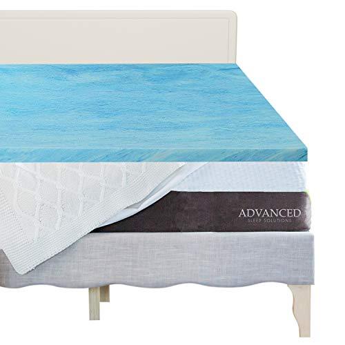 15 Best Memory Foam Mattress Topper Reviews Memory Foam Mattress Topper Foam Mattress Bed King Size Memory Foam Mattress