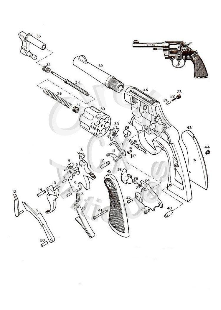 38 special parts