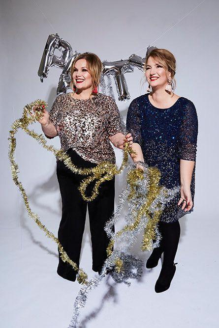 Festliche Mode für Große Größen und Mollige → Weihnachten ...