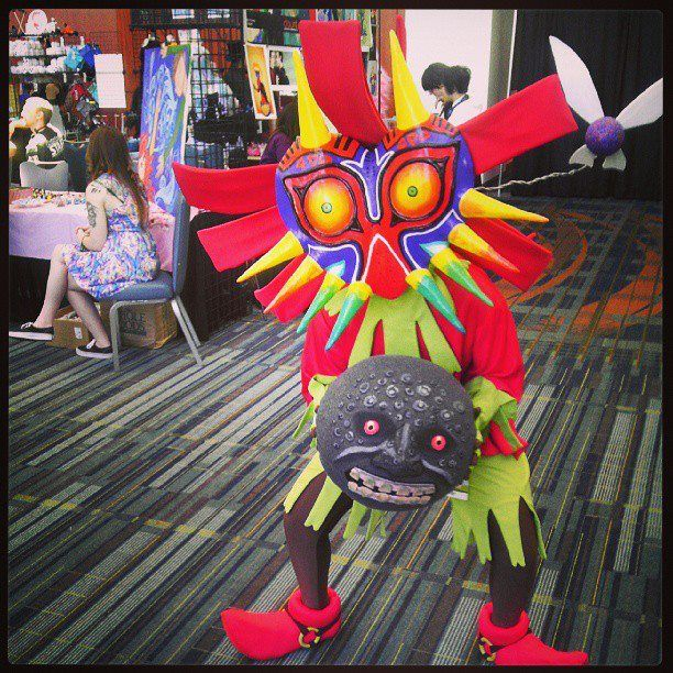 Majora's Mask Cosplay