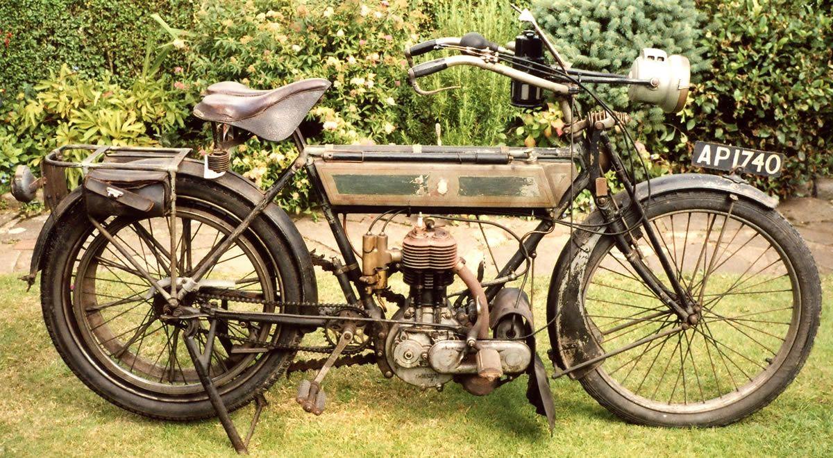 veteran triumph motorcycle 1911 | Vintage & Classic Motorcyles ...