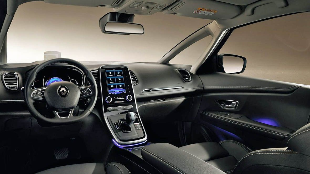 Renault Scenic interior | Cars | Pinterest