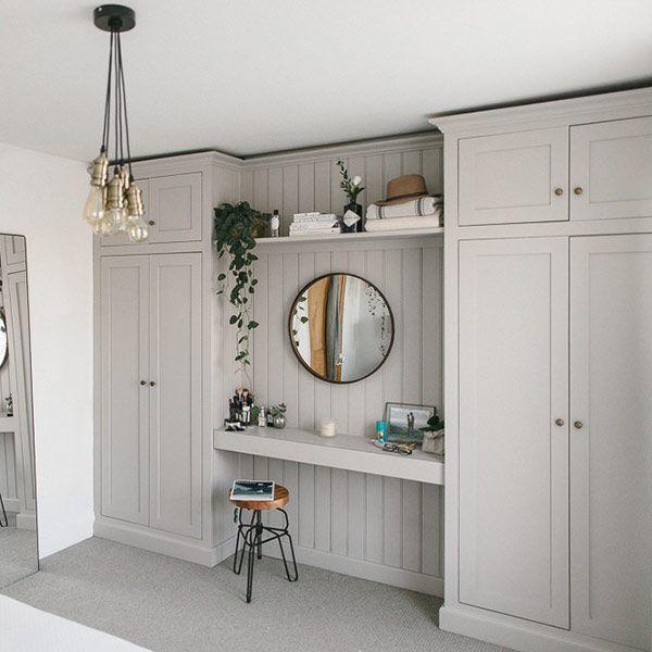 Bedroom Style - A Victorian Terrace Modern Renovation