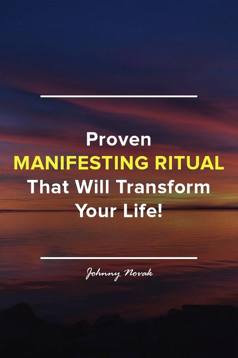 How to Manifest THE PERFECT One Manifestation, How to