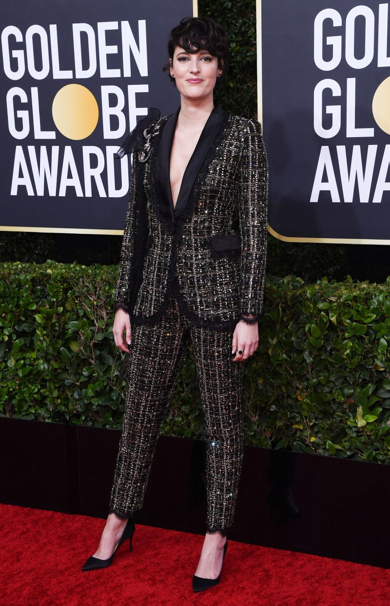 Golden Globes 2020 Red Carpet Fashion What The Stars Wore In 2020 With Images Red Carpet Fashion Fashion Celeb Dresses Gowns