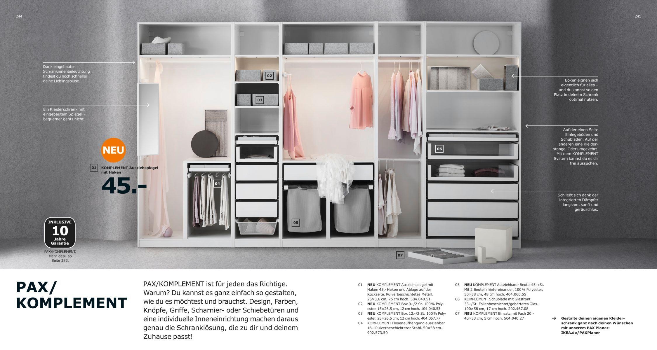 Aufbewahrung Fur Kleidung Und Schuhe Ikea Katalog 2019 Ikea Aufbewahrung Katalog