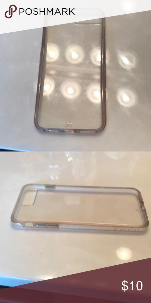 huge discount 075ae 50c42 Clear iphone 7 case Clear iphone 7 case case-mate Accessories Phone ...