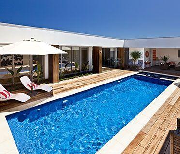 Albatross Pool Builders Melbourne   Inground Pools And Swimming Pool Design