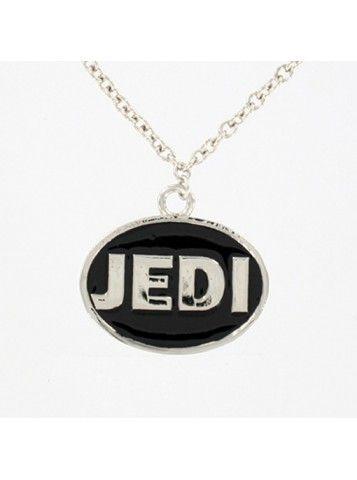 NECKLACE   Star Wars Jedi*