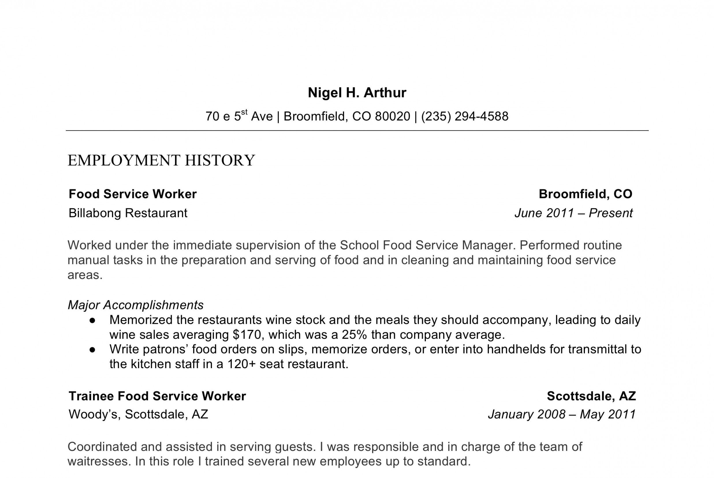 14 Basic Resume Template Download