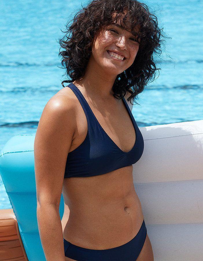 05261e92de0d5 aerie Voop Racerback Bikini Top | Products | Bikinis, Racerback ...