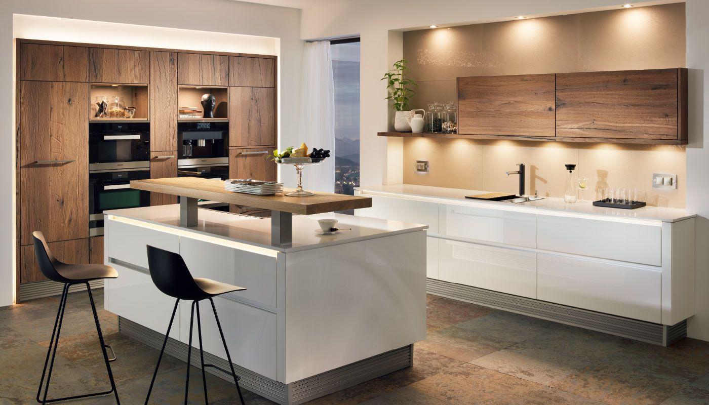 barrique alteiche breitschopf macht ihre k che kuchyn pinterest k che einrichtung und. Black Bedroom Furniture Sets. Home Design Ideas