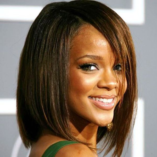 Fine Hairstyles Bob Hairstyles And Bobs On Pinterest Hairstyle Inspiration Daily Dogsangcom