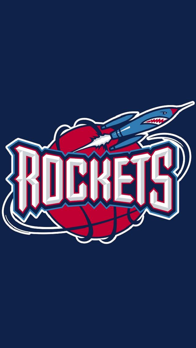 Houston Rockets 1995 Houston Rockets Logo Houston