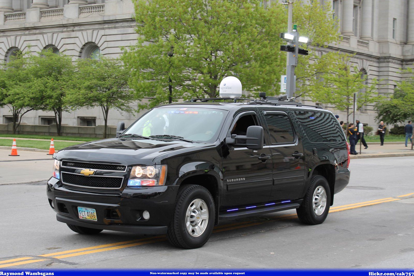 FBI Federal Bureau of Investigation Chevrolet Suburban | Chevrolet  suburban, Police truck, Fbi car
