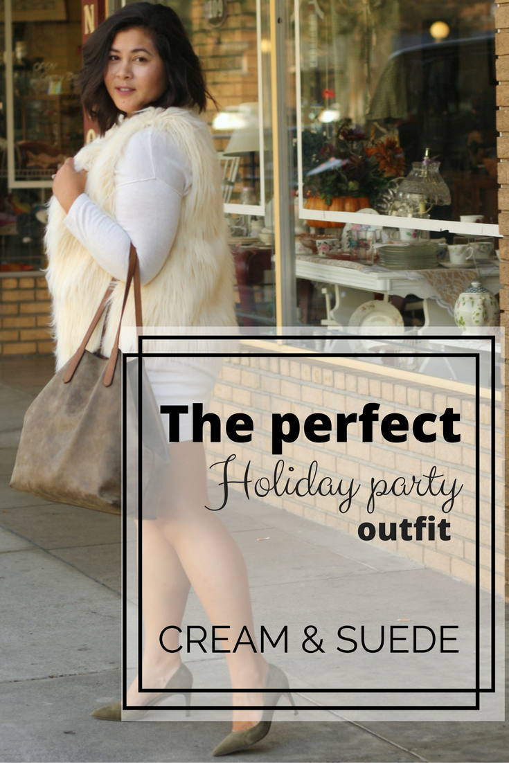 The perfect holiday party outfit