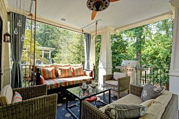 Houzz - Home Design, Decorating and Remodeling Ideas and ... on Houzz Outdoor Living Spaces id=84701